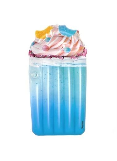 Bestway Bestway Lüks Milkshake Şişme Yatak 185 x 99 cm Renkli